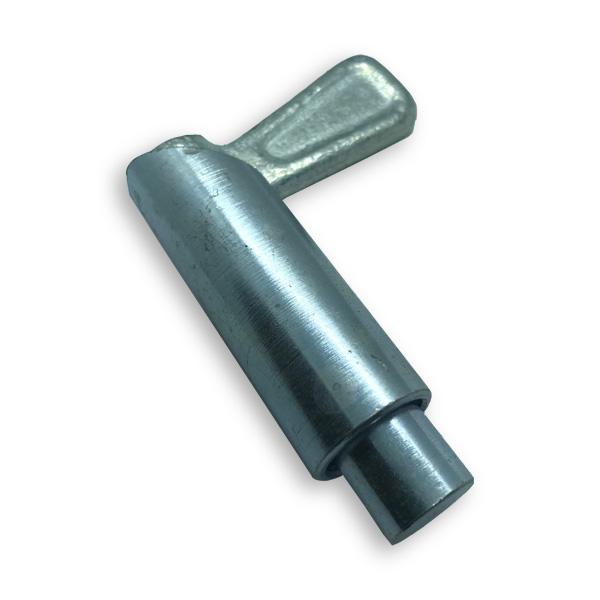 Cerrojo con muelle zincado
